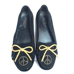 Lucky moccasins black 7